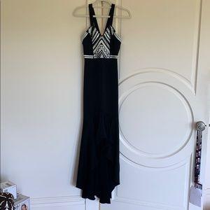 Shoshone Black Gown